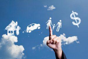 Prstom v oblakoch